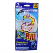Buy Kool Fever for Adults 2 Sheets online at Shopcentral Philippines.