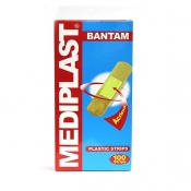 Buy Mediplast PS Bantam 100's online at Shopcentral Philippines.