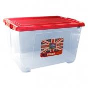 Buy Storage Box Brit Design 80L online at Shopcentral Philippines.
