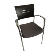 Buy Guest Chair - Black online at Shopcentral Philippines.