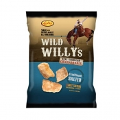Buy Leslie's Wild Willy's Chicharrones Salted 50g online at Shopcentral Philippines.