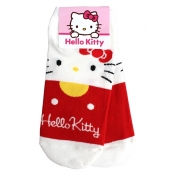 Buy Hello Kitty Low-Cut Socks Design 5 online at Shopcentral Philippines.