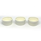 Buy Masflex 3pc Round Snack Bowl l Porcelain  Serveware online at Shopcentral Philippines.