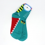 Buy Crocodile Themed Hi-Socks  online at Shopcentral Philippines.