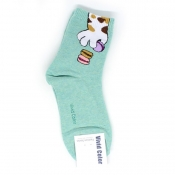 Buy Sneaked Burger Hi-Cut Socks online at Shopcentral Philippines.