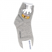 Buy Sneaked Tuna Hi-Cut Socks online at Shopcentral Philippines.