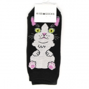 Buy  Kitten Design Low-Cut Socks 1 online at Shopcentral Philippines.