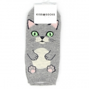 Buy  Kitten Design Low-Cut Socks 2 online at Shopcentral Philippines.