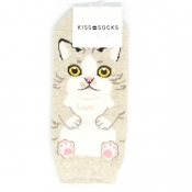 Buy  Kitten Design Low-Cut Socks 3 online at Shopcentral Philippines.
