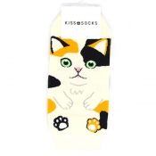 Buy  Kitten Design Low-Cut Socks 4 online at Shopcentral Philippines.