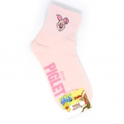 Buy Winnie the Pooh Hi-Cut Socks  PIGLET online at Shopcentral Philippines.