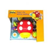 Buy WinFun Press 'n Go Activity Ladybug online at Shopcentral Philippines.