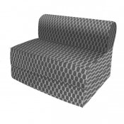 """Buy URATEX Comfort & Joy Sofa Bed 54""""  online at Shopcentral Philippines."""