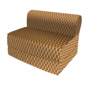 """Buy URATEX Comfort & Joy Sofa Bed 48"""" online at Shopcentral Philippines."""