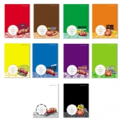 Buy Orions Cars Color Coding Writing Notebook Set of 10 online at Shopcentral Philippines.