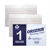 Buy Orions Writing Pad Grade 1 3/Pac online at Shopcentral Philippines.
