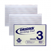 Buy Orions Writing Pad Grade 3 3/Pac online at Shopcentral Philippines.