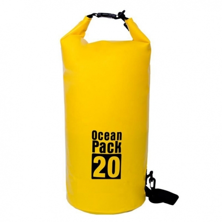 Buy Ocean Pack Waterproof Dry Bag Blue 3L online at Shopcentral Philippines.