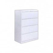 Buy 4 Drawer Lateral File Light Gray/ Dark Gray online at Shopcentral Philippines.