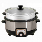 Buy Hanabishi Multi Cooker 9 in 1 online at Shopcentral Philippines.