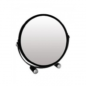 Buy POWDER COATED MIRROR 17CM Black online at Shopcentral Philippines.