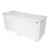 Buy Fujidenzo Glass Top Chest Freezer online at Shopcentral Philippines.