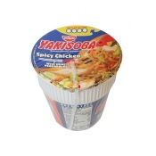 Buy  Nissin Yakisoba  Spicy Chicken  77G online at Shopcentral Philippines.