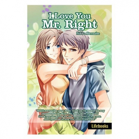 Buy I Love You Mr. Right online at Shopcentral Philippines.