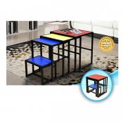 Buy Eliot Nest Table Multicolred online at Shopcentral Philippines.