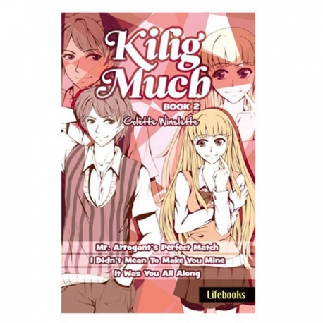 Buy Kilig Much Book 2 online at Shopcentral Philippines.