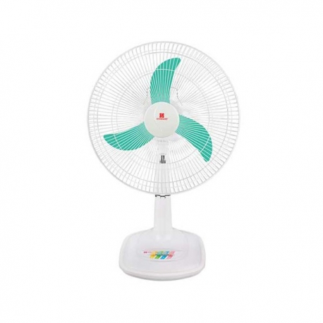 Buy Standard 16″ Banana type plastic blade Desk Fan online at Shopcentral Philippines.