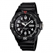 Buy Casio Men's Wristwatch - Black online at Shopcentral Philippines.