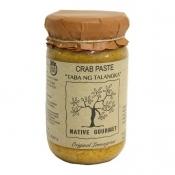 """Buy Native Gourmet Crab Paste """"Taba ng Talangka"""" Original Lemongrass online at Shopcentral Philippines."""