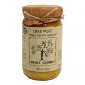 "Buy Native Gourmet Crab Paste ""Taba ng Talangka"" Hot & Spicy online at Shopcentral Philippines."