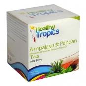 Buy Healthy Tropics Ampalaya & Pandan Hot Tea online at Shopcentral Philippines.