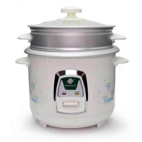 Buy Micromatic MRC-5038 Rice Cooker online at Shopcentral Philippines.