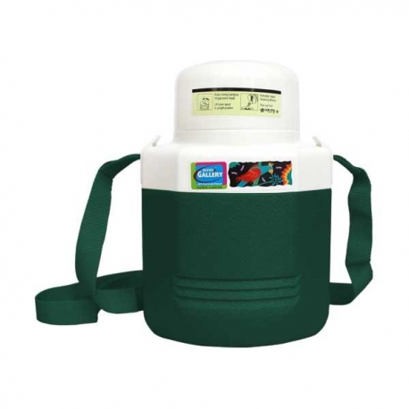 Buy Home Gallery HU-21 Patrol Cooler 850mL (Green) online at Shopcentral Philippines.