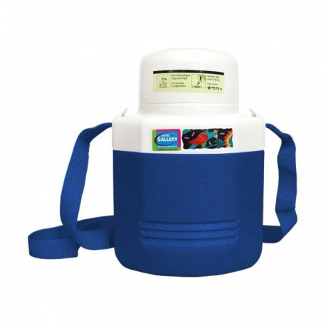 Buy Home Gallery HU-21 Patrol Cooler 850mL (Blue) online at Shopcentral Philippines.