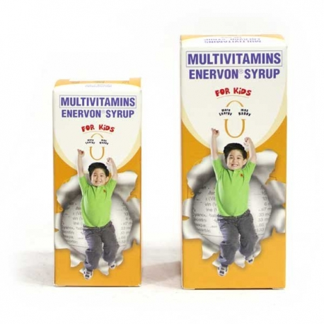 Buy Enervon Syrup Multivitamins For Kids  online at Shopcentral Philippines.