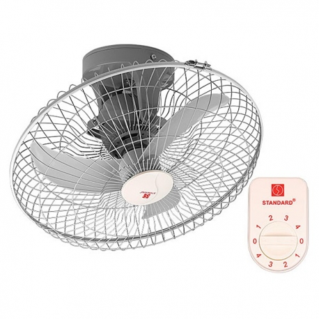 Buy Standard 18″ Banana type plastic blade Orbit Fan online at Shopcentral Philippines.