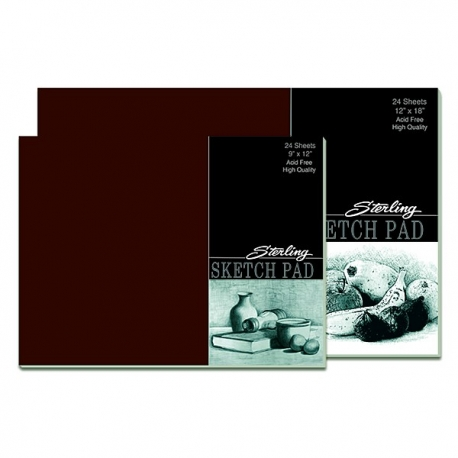 Buy Sterling Professional Sketchpad P.Bind 9 x 12 24 Leaves online at Shopcentral Philippines.