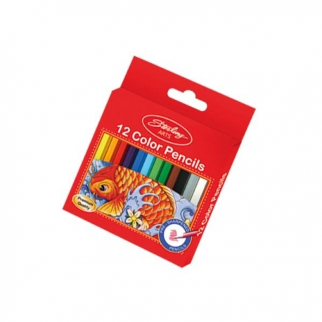 Buy Sterling Arts Color Pencils online at Shopcentral Philippines.