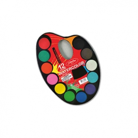 Buy Sterling Kids Water Color 12tubes Set 4cc online at Shopcentral Philippines.