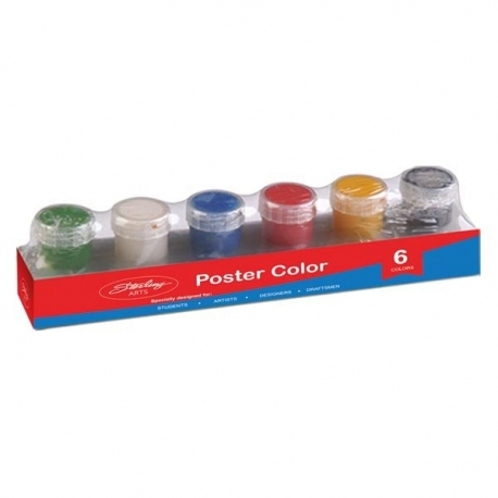 Buy Sterling Arts Poster Color Set 6's online at Shopcentral Philippines.