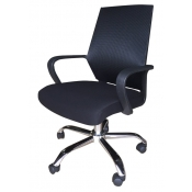 Buy Office Mid Back Chair 6126M online at Shopcentral Philippines.