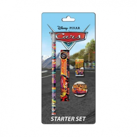 Buy Sterling Disney Cars Stationery Set Design 2 online at Shopcentral Philippines.