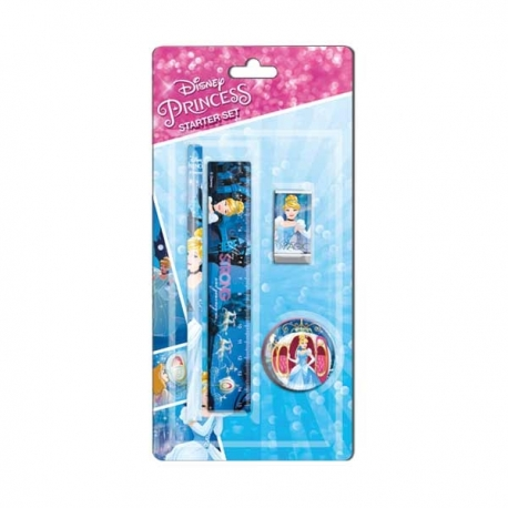 Buy Sterling Disney Princess Stationery Set Design 1 online at Shopcentral Philippines.