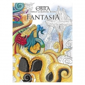 Buy OBRA Adult Coloring Book Fantasia online at Shopcentral Philippines.