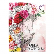 Buy Obra Flora & Fauna Adult Coloring book online at Shopcentral Philippines.