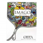 Buy OBRA Adult Coloring Book Imago online at Shopcentral Philippines.